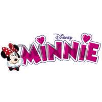 Disney Minnie ceruzatartó 2 cipzárral MN-CTTR023