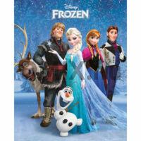 Disney Jégvarázs hátizsák FZ-CTTR028