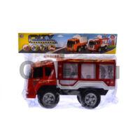 Óriás Tűzoltó autó 28x42cm