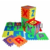 Puzzle szőnyeg habszivacs - Betűk 33x33cm 26lapos