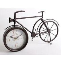 ÓRA fém Bicikli fekete 203233