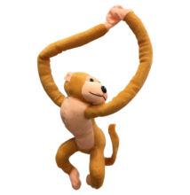 Táskadísz majom barna 70 cm