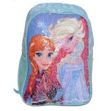 Disney JÉGVARÁZS Magic Flitteres hátizsák kék FZ-SEQ-1