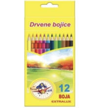 Lux színes ceruza 12db-os LUX-100-12