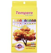 Lux Tempera szett 11+1 szín 12ml lux-T-12ml