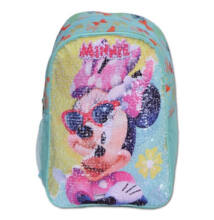 Disney Minnie Magic Flitteres hátizsák MN-SEQ-2