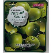 Olivás fátyolmaszk 30g