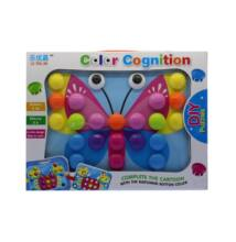 Bébi színfelismerő játék