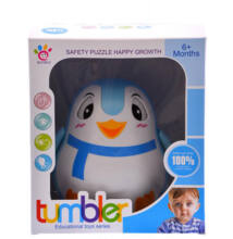 Bim Bam Tumbler Pingvin játékfigura