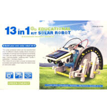 Napelemes robot - Solar 13in1