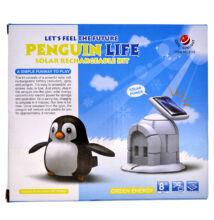Napelemes Pingvin - Solar