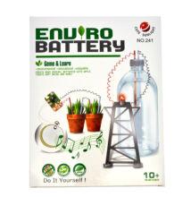 Zöld Energia - tudományos oktató játék