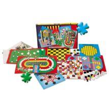 Játékgyűjtemény - 127 féle játék