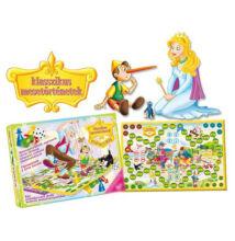 2 mesés játék - Pinocchio