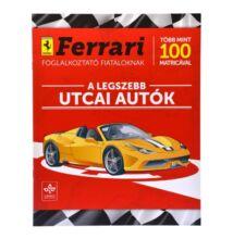 A legszebb utcai autók - Ferrari foglalkoztató fiataloknak 100 matricával
