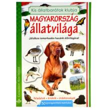 Magyarország állatvilága - matricás foglalkoztató könyv