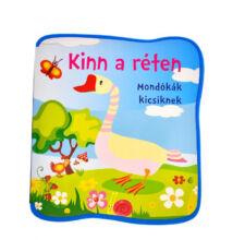 Bogos Katalin: Kinn a réten - Szivacskönyv