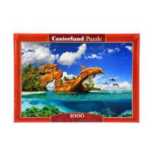 PUZZLE 1000 db-os Delfin sziget