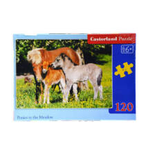 PUZZLE 120 db-os Lovak
