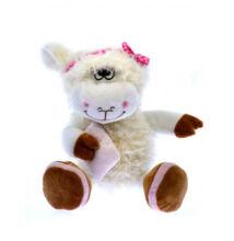Plüss Bárány párnával 40 cm