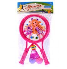 Barbie tollaslabda szett