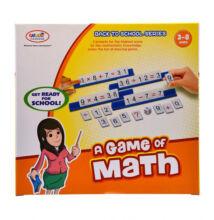 FEJLESZTŐ Matematikai alapműveletek Társasjáték