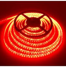 LED szalag 9,6W 120méter piros szín