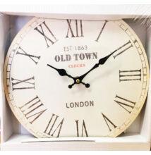 FALIÓRA kerek Old Town London 30cm 203147