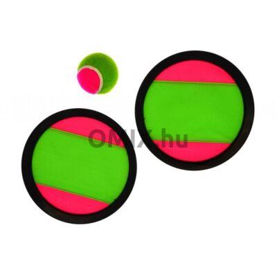 Catch ball - tépőzáras + 1db labda