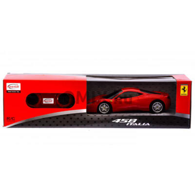 Ferrari 458 Italia autómodell 1:24