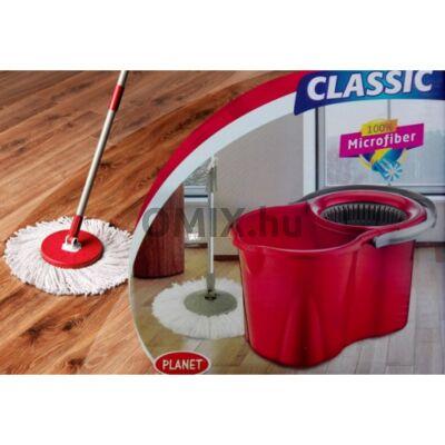 Spin Mop forgófejes felmosó szett 19L