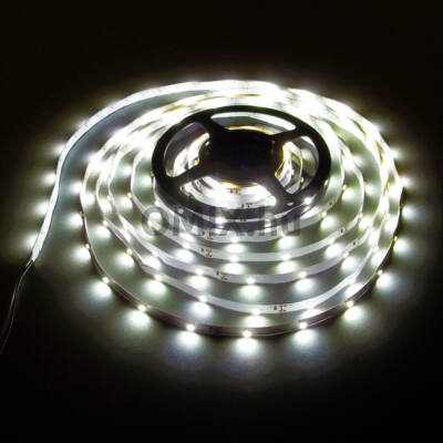 LED szalag 2,4W 30méter meleg fehér