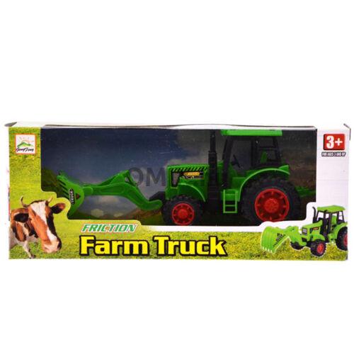 Farm Traktor munkagép lendkerekes 22cm