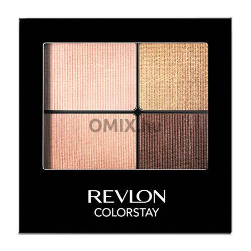 Revlon ColorStay Quad Szemhéjfesték - Decadent 505