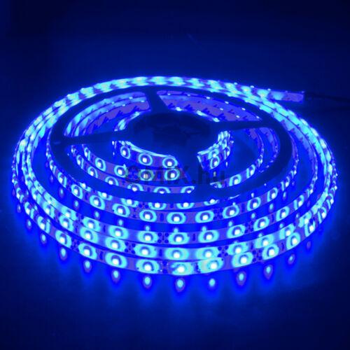 LED szalag 4,8W 60méter kék szín