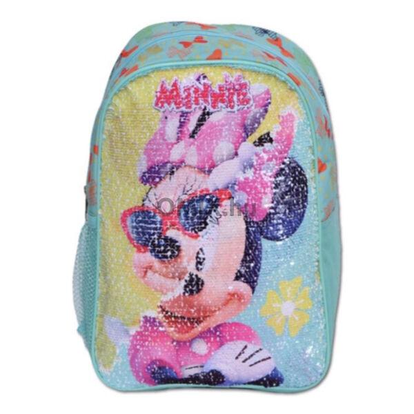 Disney Minnie Magic Flitteres hátizsák MN-SEQ-2