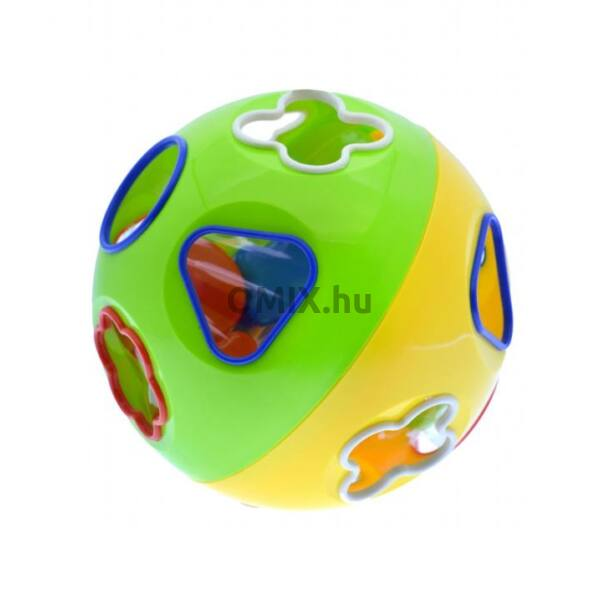 Bébi ügyességi labda 16cm