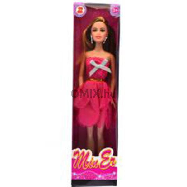 Baba MinEr Girl - Pink szoknyás vékony baba