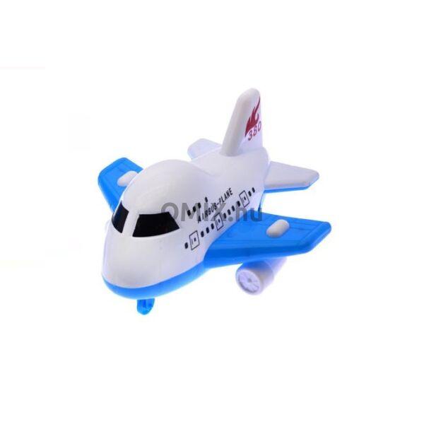 Fehér repülőgép 20 cm