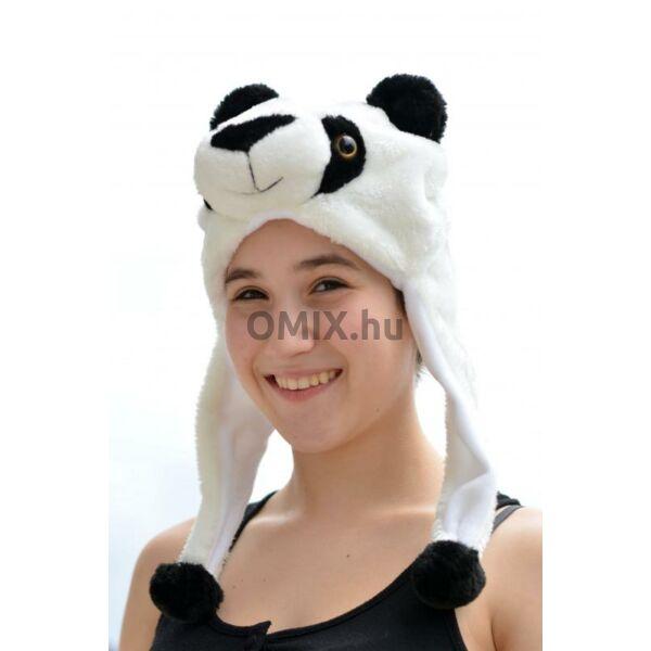 Állatos sapka - Panda